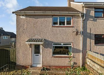 Thumbnail 2 bed end terrace house for sale in Rothesay Road, Greenock, Inverclyde