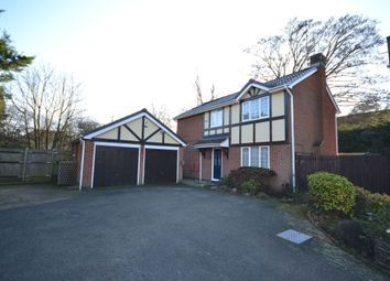 Thumbnail 4 bed detached house for sale in Corran Close, Northampton
