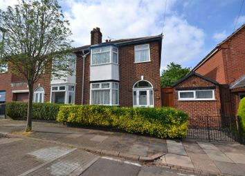 Thumbnail 3 bed semi-detached house for sale in Cambridge Street, Leicester