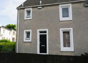Thumbnail 3 bed end terrace house for sale in Grampian Way, Cumbernauld