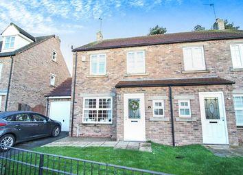Thumbnail 3 bed semi-detached house to rent in Baffam Court, Baffam Lane, Brayton, Selby
