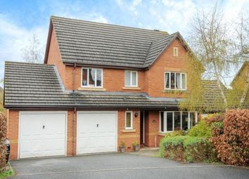 Thumbnail 4 bedroom detached house for sale in Leominster, Herefordshire