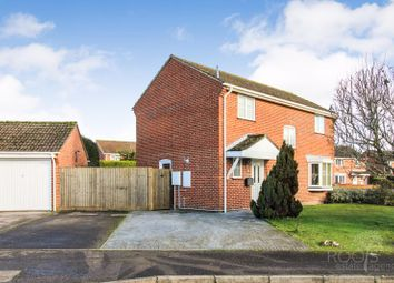 Thumbnail 4 bed detached house for sale in Druce Way, Thatcham