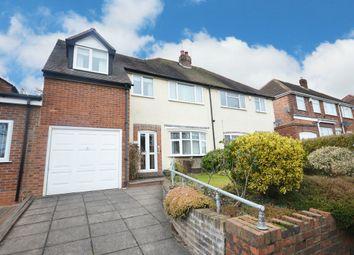 Thumbnail 4 bed semi-detached house for sale in Westridge Road, Moseley, Birmingham