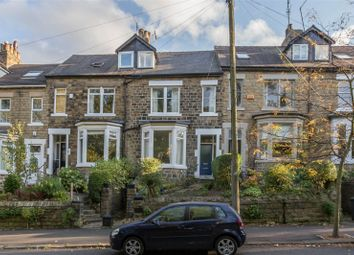 Thumbnail 5 bedroom terraced house for sale in Barkers Road, Nether Edge, Sheffield