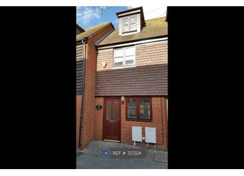 Thumbnail 2 bedroom terraced house to rent in The Old Forge, Hythe