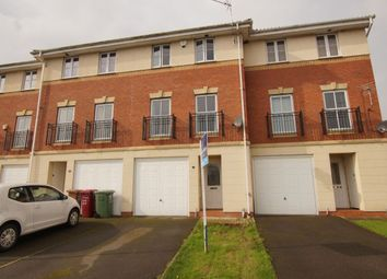 Thumbnail 3 bed terraced house for sale in Kingfisher Close, Scawby Brook, Brigg