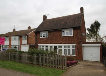 Thumbnail 3 bed detached house for sale in Bedford Road, Letchworth, Hertfordshire