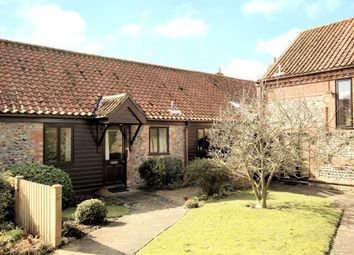 Thumbnail 3 bed barn conversion for sale in Thursford Road, Little Snoring, Fakenham