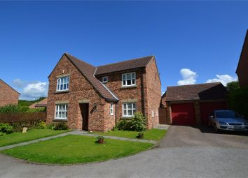 Thumbnail 4 bed detached house for sale in 11 Rowan Fields, Crossgates, Scarborough, North Yorkshire