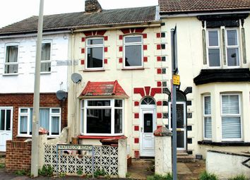 Thumbnail 3 bed terraced house for sale in Waterloo Road, Gillingham