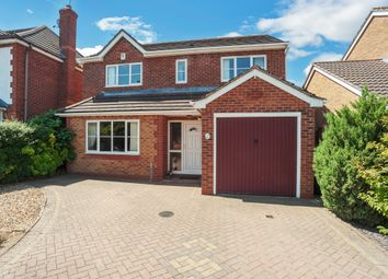 Thumbnail 4 bed detached house for sale in Homeward Way, Binley, Coventry