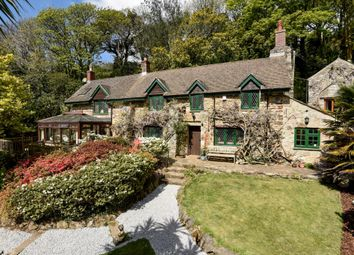 Thumbnail 7 bed equestrian property for sale in Chapel Porth, St. Agnes