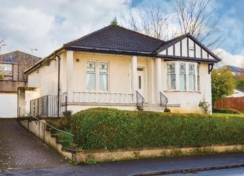 Thumbnail 2 bed detached bungalow for sale in Menock Road, Kingspark, Glasgow