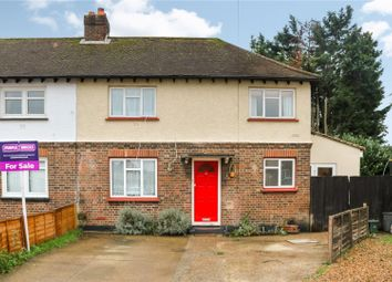 Thumbnail 5 bed semi-detached house for sale in Thornton Close, West Drayton