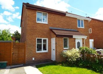 Thumbnail 2 bed semi-detached house for sale in Longbrook Avenue, Bamber Bridge, Preston, Lancashire