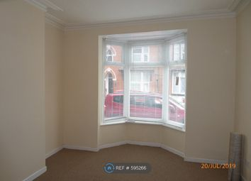 Thumbnail 1 bed flat to rent in Crewe, Crewe