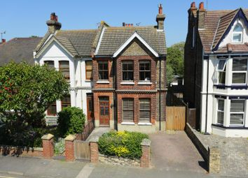 Thumbnail 5 bedroom semi-detached house for sale in Lloyd Road, Broadstairs