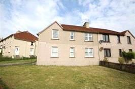 Thumbnail 3 bedroom flat to rent in Mackie Avenue, Leven
