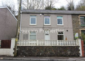Thumbnail 4 bed property to rent in High Street, Llanhilleth, Abertillery, Blaenau Gwent.