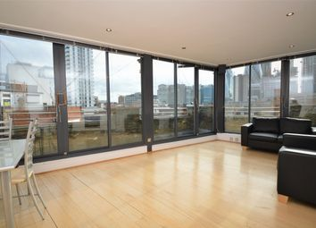 Thumbnail 1 bed flat to rent in Saxon House, London