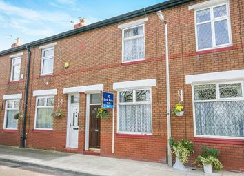 Thumbnail 2 bed terraced house for sale in Broadfield Road, Reddish, Stockport