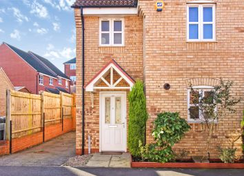 3 bed semi-detached house for sale in Stillington Crescent, Hamilton, Leicestershire LE5