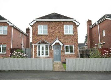 Thumbnail 4 bedroom detached house for sale in Dobbinetts Lane, Manchester