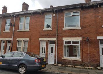 Thumbnail 2 bedroom flat to rent in Richardson Street, Wallsend