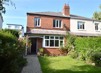 Thumbnail 3 bedroom semi-detached house for sale in Davies Avenue, Roundhay, Leeds