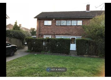 Thumbnail 3 bed end terrace house to rent in Bushey Ley, Welwyn Garden City