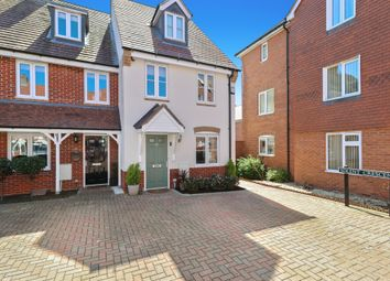Thumbnail 3 bed end terrace house for sale in Lundy Walk, Hailsham