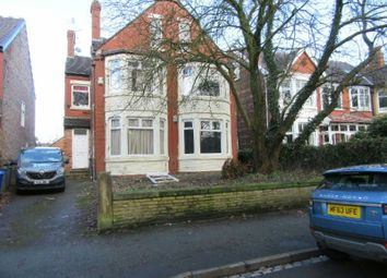 Thumbnail 1 bed flat to rent in 102 College Road, Whalley Range, Manchester