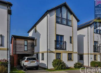 Thumbnail 4 bed detached house for sale in Denman Avenue, Cheltenham