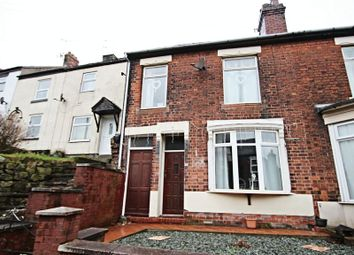 Thumbnail 3 bed end terrace house for sale in Congleton Road, Kidsgrove, Stoke-On-Trent