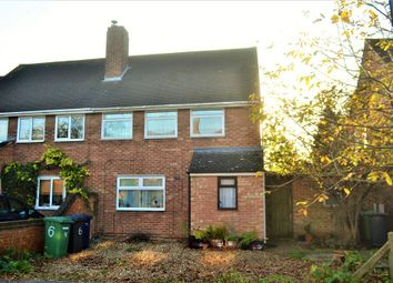 Thumbnail 3 bed semi-detached house for sale in Mortlock Avenue, Cambridge