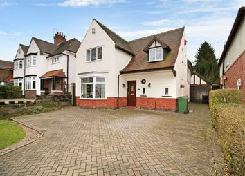 Thumbnail 3 bed detached house for sale in Lutterworth Road, Nuneaton, Warwickshire