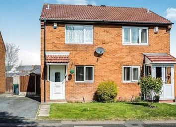 Thumbnail 2 bedroom semi-detached house to rent in Carnegie Avenue, Tipton