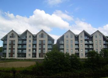 Thumbnail 1 bed flat to rent in Victory Apartments, Copper Quarter, Swansea. 7Fd.