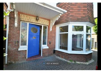 Thumbnail 3 bed flat to rent in Talbot Road, Bournemouth