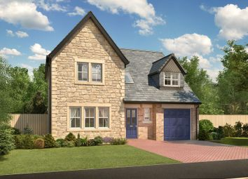 Thumbnail 4 bed detached house for sale in Stoney Lane, Galgate, Lancaster