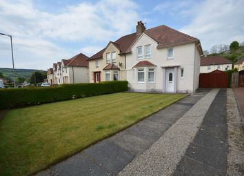 Thumbnail 3 bed semi-detached house for sale in Paterson Terrace, Darvel