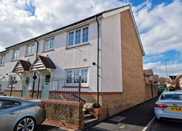 Thumbnail 3 bed end terrace house for sale in Wambrook Place, Chard