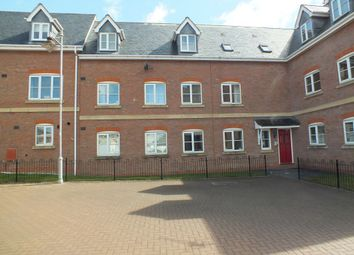 Thumbnail 2 bed flat to rent in Rumbush Lane, Dickens Heath, Shirley, Solihull