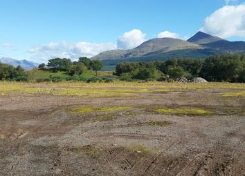 Thumbnail Land for sale in Former Lorn Sawmills, Taynuilt