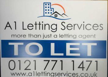 Thumbnail 3 bed flat to rent in Tile Cross Trading Estate, Tile Cross Road, Kitts Green, Birmingham