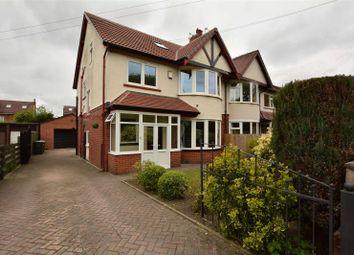 Thumbnail 5 bed semi-detached house for sale in Northolme Avenue, West Park, Leeds