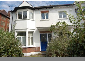 Thumbnail 3 bed terraced house to rent in Riverway, London