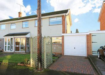 Thumbnail 3 bedroom semi-detached house for sale in Paddock Close, Wellington, Telford