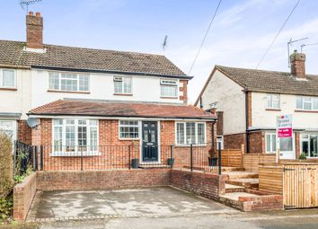 Thumbnail 3 bed semi-detached house for sale in Oakfield, Mill End, Rickmansworth